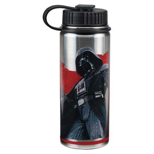 Star Wars Dark Side 18 oz. Vacuum Insulated Stainless Steel Water Bottle