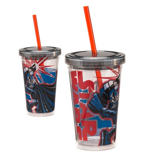 Star Wars Darth Vader 12 oz. Acrylic Travel Cup