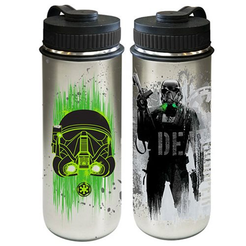Star Wars: Rogue One 18 oz. Stainless Steel Water Bottle