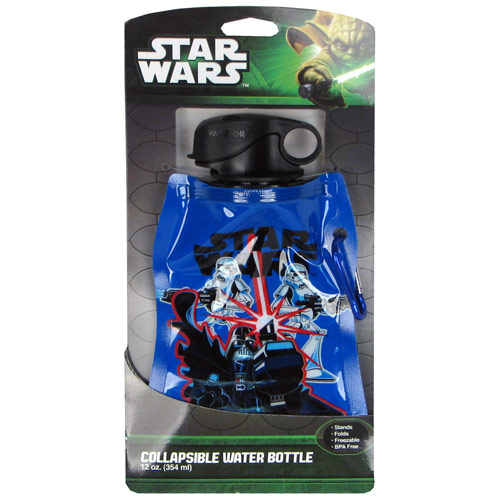 Star Wars 12 oz. Collapsible Water Bottle