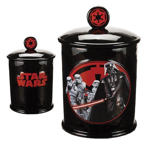 Star Wars Darth Vader Dark Side Ceramic Cookie Jar