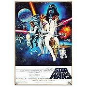 Star Wars Heavy Gauge Metal Sign