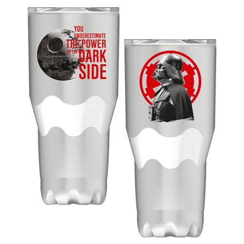 Star Wars Dark Side 30 oz. Stainless Steel Vacuum Tumbler