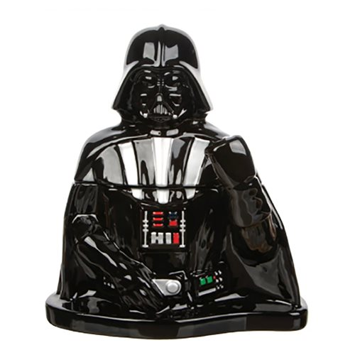 Star Wars Darth Vader Limited Edition Sculpted Cookie Jar