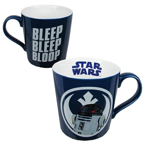Star Wars R2-D2 12 oz. Ceramic Mug