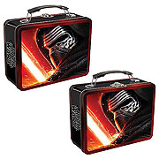 Star Wars Episode VII The Force Awakens Large Tin Tote