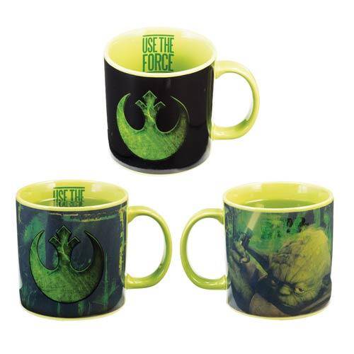 Star Wars 20 oz. Heat Reactive Ceramic Mug