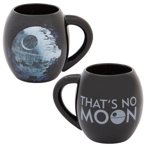 Star Wars Death Star 18 oz. Ceramic Oval Mug