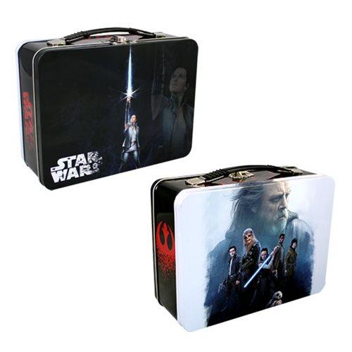 Star Wars: The Last Jedi Large Tin Tote