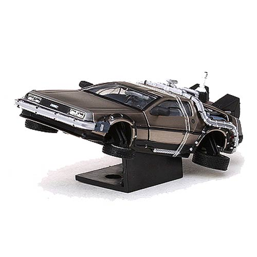 Back to the Future II Flying DeLorean 1:43 Die-Cast Vehicle