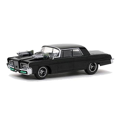 Green Hornet Black Beauty 1:43 Scale Die-Cast Metal Vehicle