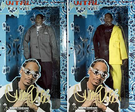 Snoop Dogg Action Figures Toys 12-inch Snoop Dogg Figure Set