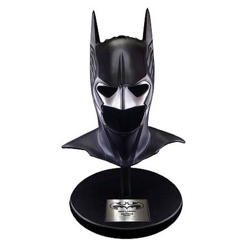 Batman and Robin Batman Life-Size Sonar Cowl Prop Replica