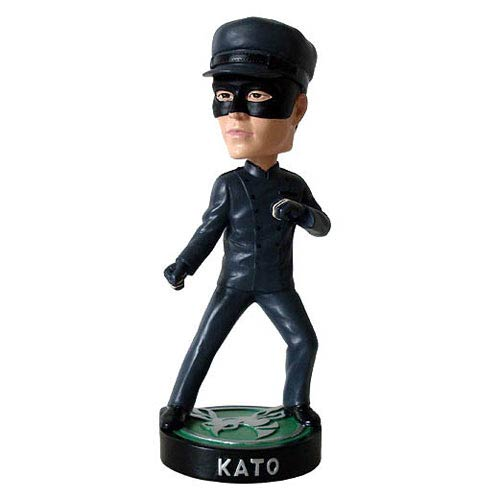 Green Hornet Kato Bobble Head