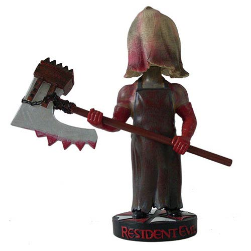 Resident Evil Afterlife Axeman Bobble Head