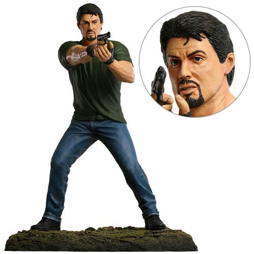 The Expendables Barney Ross 1:6 Scale Statue