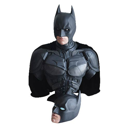 Dark Knight Batman HCG Exclusive 1:1 Scale Bust