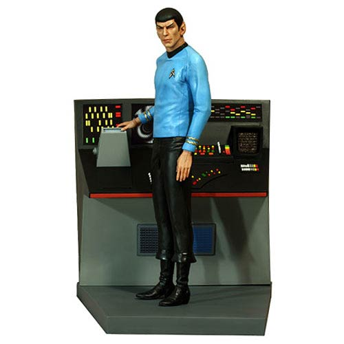 Star Trek Original Series Mr. Spock 1:6 Scale Statue