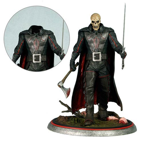 Sleepy Hollow Movie Headless Horseman 1:4 Scale Statue