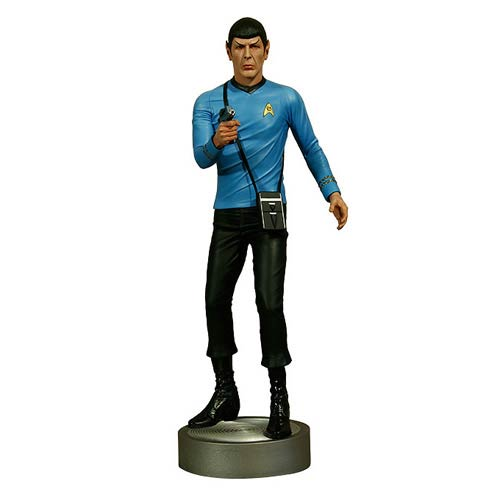 Star Trek Original Series Mr. Spock 1:4 Scale Statue