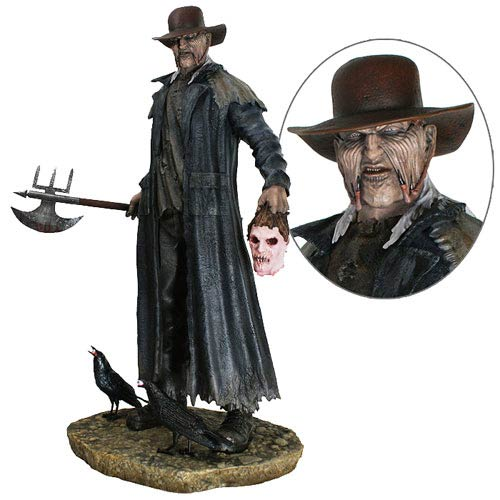 Jeepers Creepers Creeper 1:4 Scale Statue