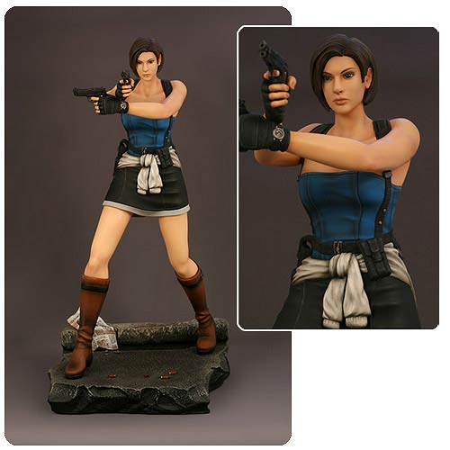 Resident Evil Jill Valentine 1:6 Scale Statue