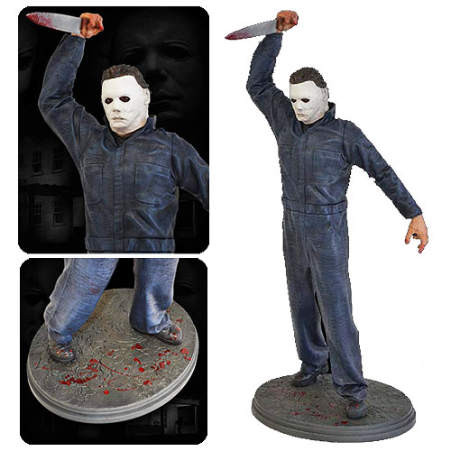 Halloween Michael Myers 1:4 Scale Statue