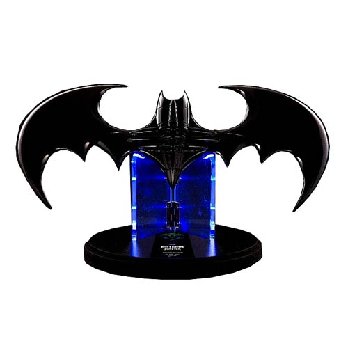 Batman Forever Folding Batarang Die-Cast Metal Prop Replica