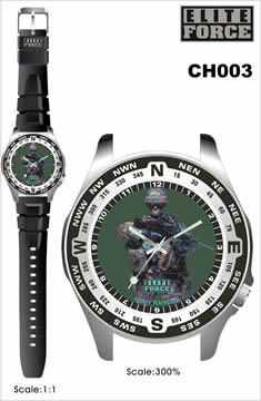 Army Ranger Watch