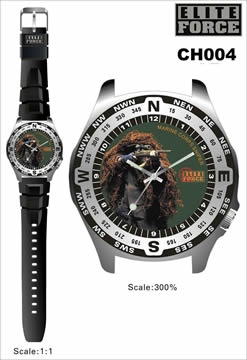 Marine Sniper Watch