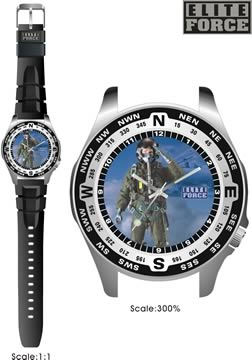 F-18 Aviator Watch