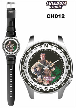 Delta Force (A.A.) Watch