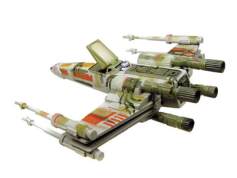 ToyFare Exclusive: X-Wing