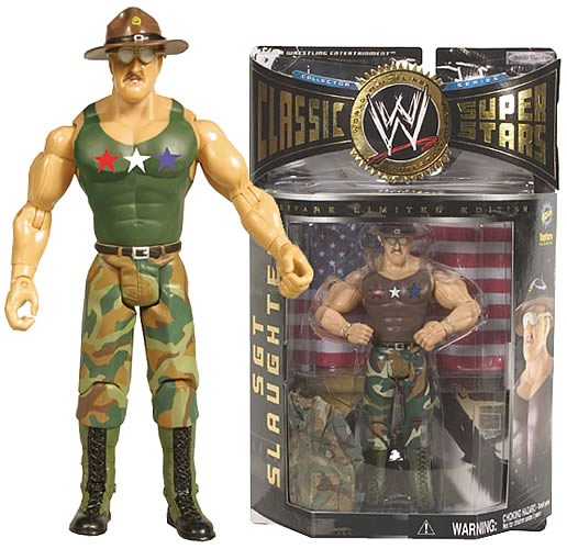 ToyFare Exclusive All-American Sgt. Slaughter
