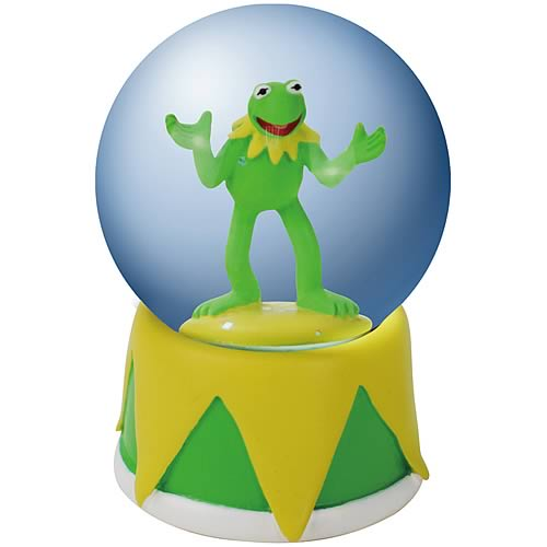 Muppets Kermit Water Globe