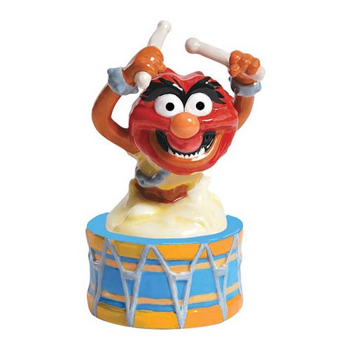 Muppets Animal on Drums Salt and Pepper Shakers