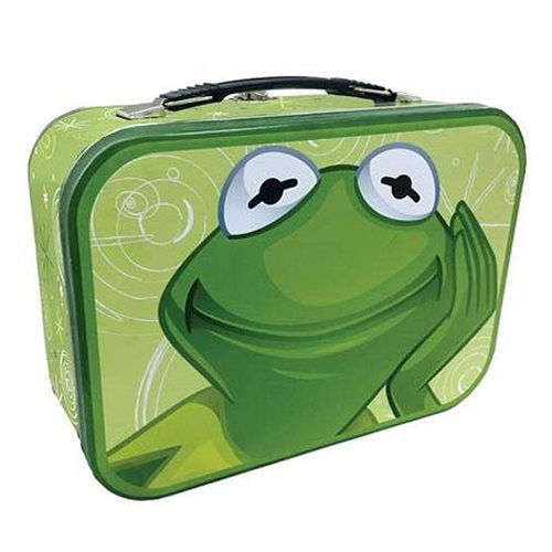 Muppets Kermit the Frog Tin Tote