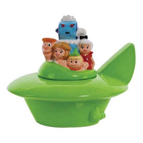 The Jetsons Spaceship Cookie Jar
