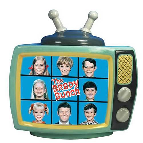 Brady Bunch Television Cookie Jar