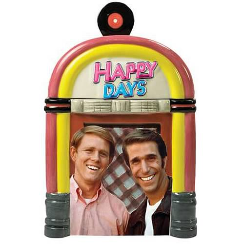 Happy Days Jukebox Cookie Jar