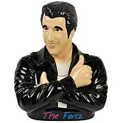 Happy Days The Fonz Cookie Jar