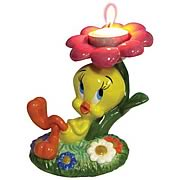 Looney Tunes Tweety Tealight Holder