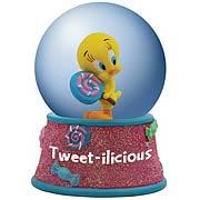 Looney Tunes Tweety Tweet-ilicious Water Globe