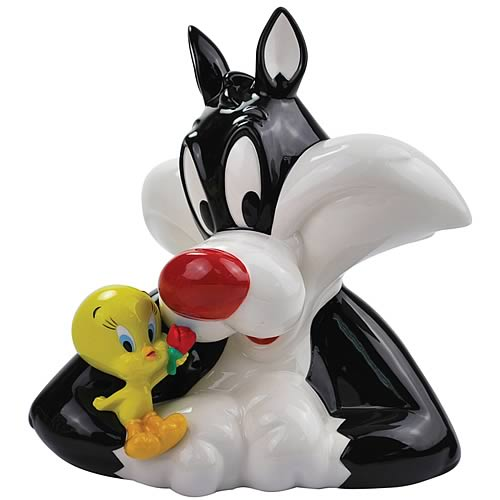 Looney Tunes Sylvester and Tweety Best Friends Bank