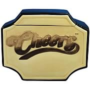 Cheers Sign Cookie Jar