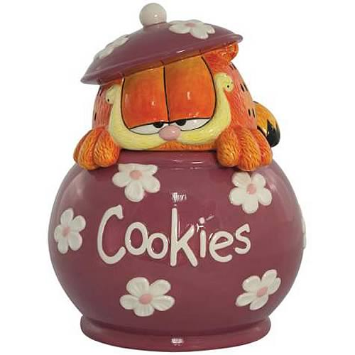 Garfield Cookie Jar