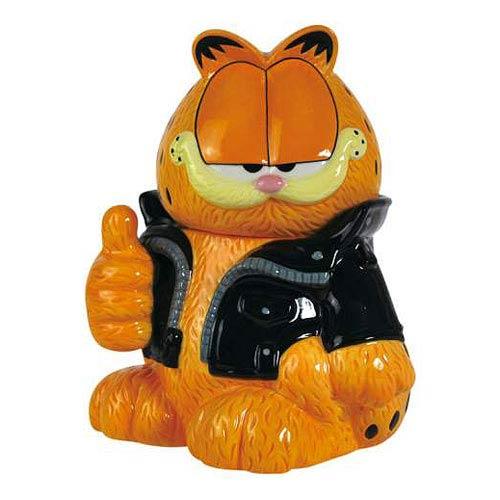 Garfield Too Cool Cookie Jar
