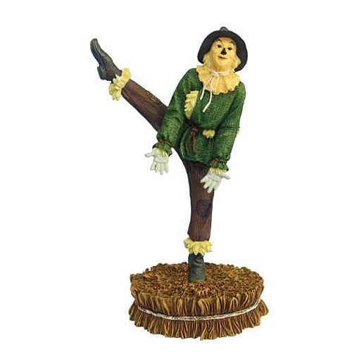 Wizard of Oz Dancing Scarecrow Statue