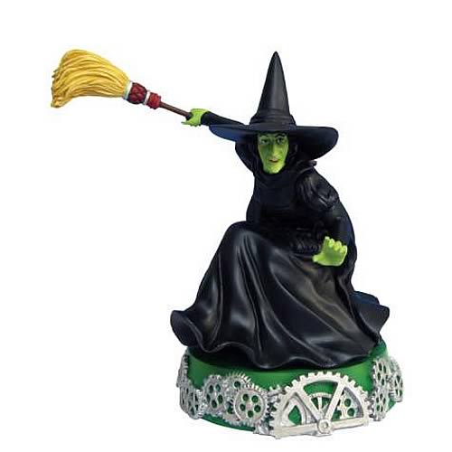 Wizard of Oz Dancing Wicked Witch of the West Statue