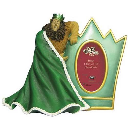 wizard of oz cowardly lion picture frame westland. Black Bedroom Furniture Sets. Home Design Ideas